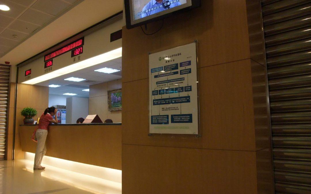 臺北醫學大學附設醫院領藥流程